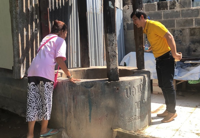 Pattaya plans to restore a 79-year-old Artesian well found in a Naklua neighborhood to make it more useful and a historical attraction.