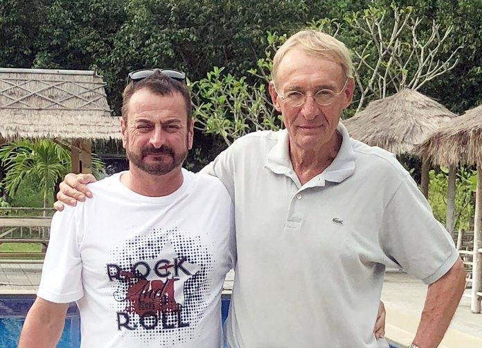 Andy Nesbitt & Willem Lasonder.
