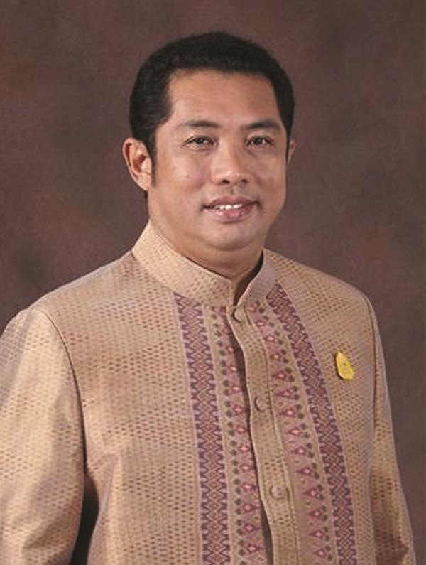 Sonthaya Kunplome mayor of Pattaya City