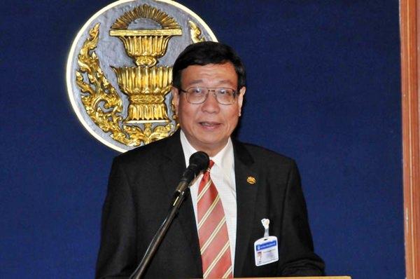 NLA President Pornpetch Wichitcholchai.