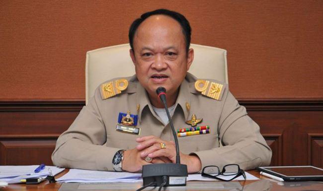 RID Director-General Thongplew Kongchan.