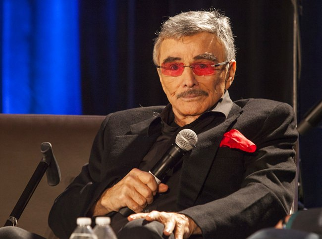 In this Aug. 22, 2015 file photo, Burt Reynolds appears at the Wizard World Chicago Comic-Con in Chicago. (Photo by Barry Brecheisen/Invision/AP, File)