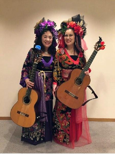 Yoko Fujimori & Shinobu Sugawara - The Maria Duo.