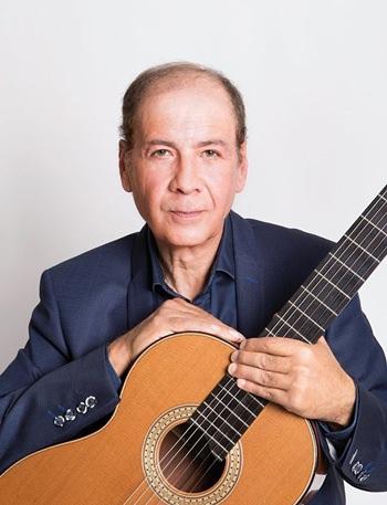 Guitar maestro Gerard Abiton.