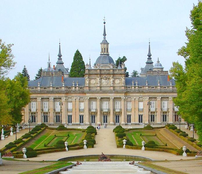 Spanish baroque architecture.