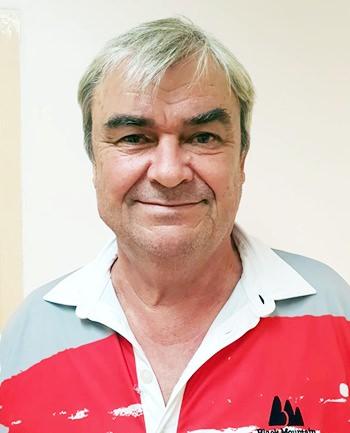 Jack Moseley PSC Golf Chairman.