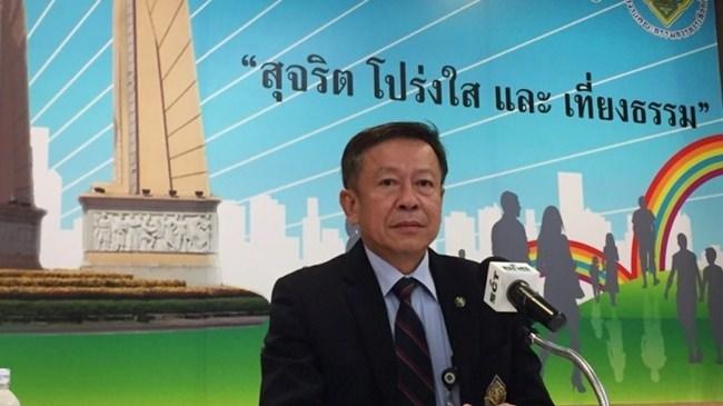 Secretary-General of the EC, Pol Col Jarungwit Phumma.