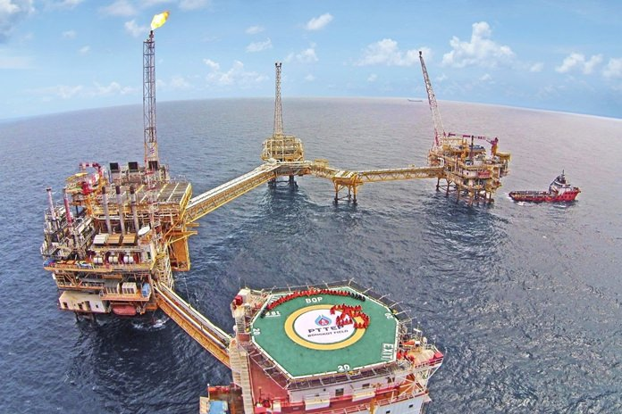 Cabinet Endorses PTTEP's Two Petroleum Concessions In Gulf