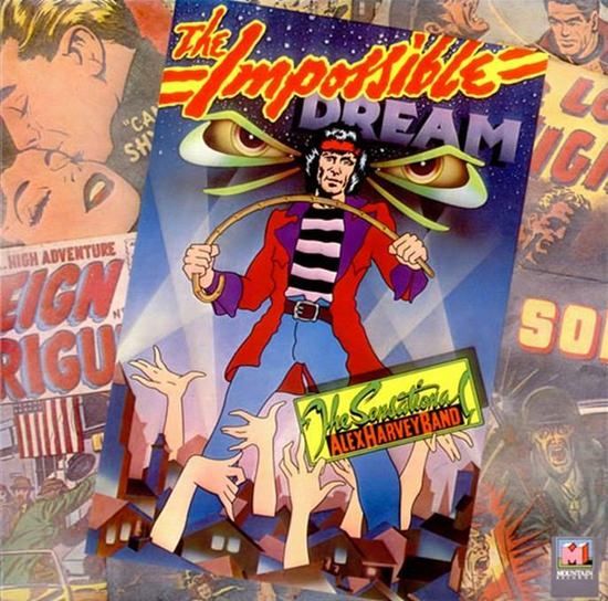 The Sensational Alex Harvey Band: 'The Impossible Dream'