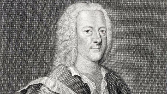 Georg Philipp Telemann (1681-1767).