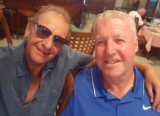 Andre Van Dyk and Bob Britton.