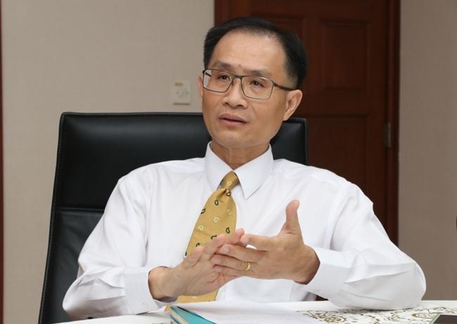 DMS Director-General Dr. Somsak Akkasilp.