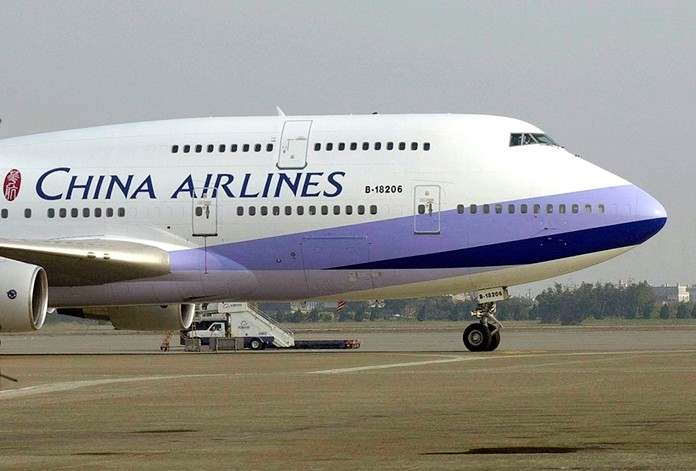 Pilots from Taiwan's China Airlines went on strike during the Lunar New Year travel rush Friday, Feb. 8, 2019, in Taiwan, forcing the cancellation of 18 flights. (AP Photo/Jerome Favre, File)