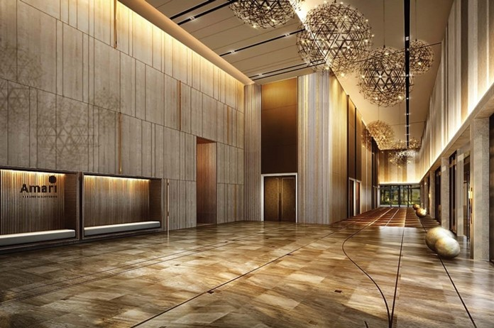 New Amari Pattaya ready to welcome guests in mid-April 2019 for meetings, conferences, weddings and social gatherings.