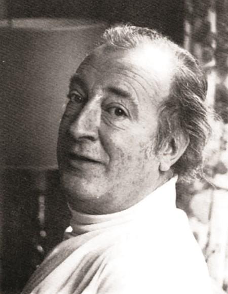 Composer Pierre Max Dubois.