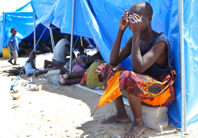 Cholera crisis: Outbreak hits 1,400 cases in flood-ravaged Mozambique