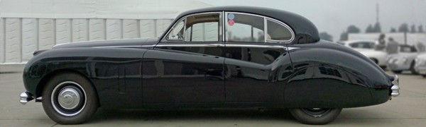 Jaguar Mk 7.
