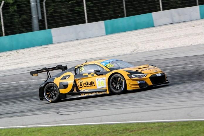 Audi LMS GT3.