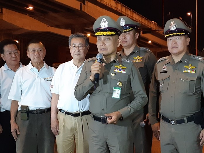 Deputy National Police Commissioner General Pol. Gen. Wirachai Songmetta.