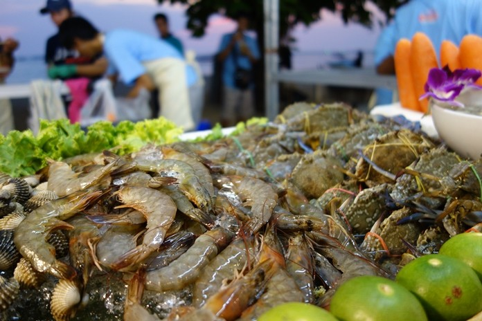 The Amazing Seafood Festival is back on Beach Road May 10-12 with even more celebrity chefs.