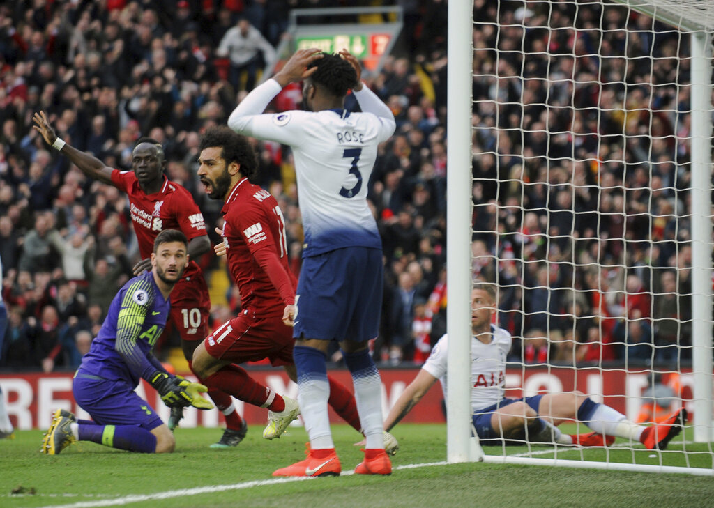 Luck shines on Liverpool in another last-minute win