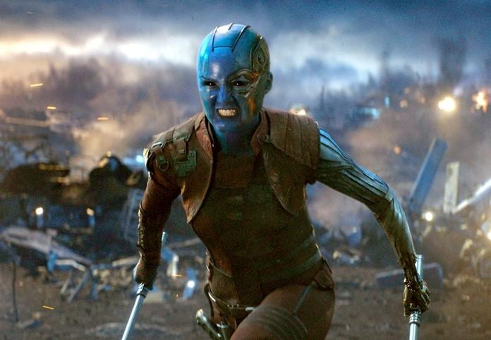 Avengers taking over cinemas and the Universe. (Photo/Disney/Marvel Studios via AP)