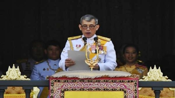His Majesty King Maha Vajiralongkorn thanks all people involved for joining hands in organizing the Coronation Ceremony and making it a success.