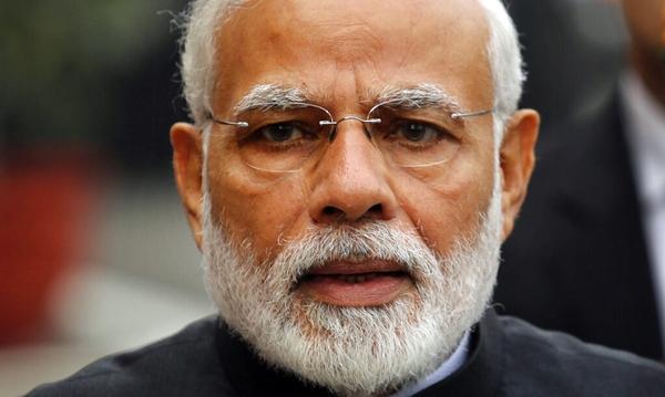 Indian Prime Minister Narendra Modi is shown in this Dec. 11, 2018 file photo. (AP Photo/Manish Swarup)