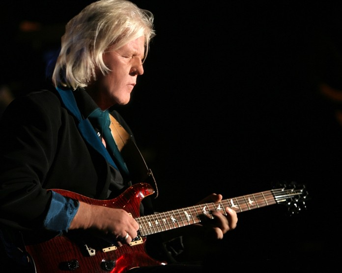 The late Edgar Froese is shown performing in this undated photo.