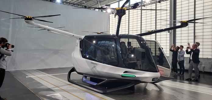 Skai Flying Car.