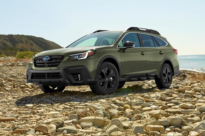 Subaru Outback 2020.