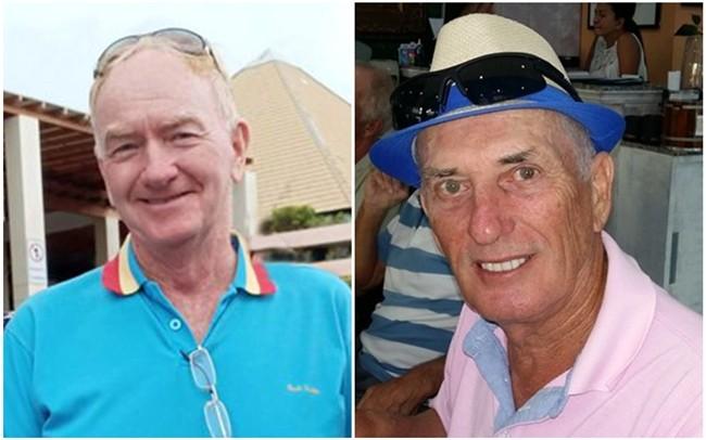 Paul Young & John Carlin.