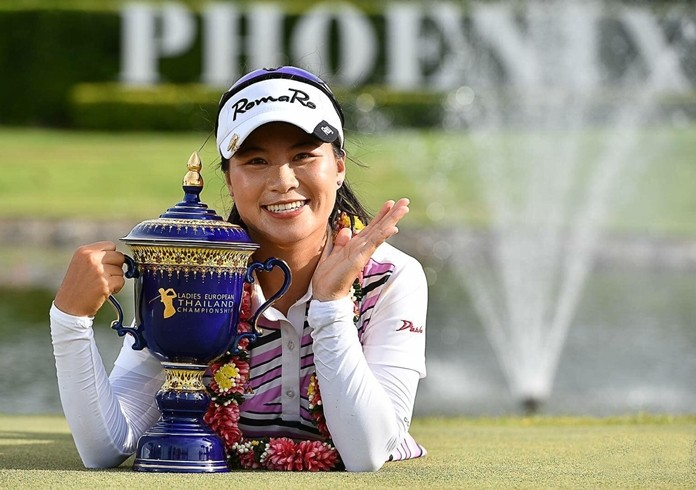 Chonburi based Kanyalak Preedasuttijit is back to defend her crown at the 2019 Ladies European Tour Thailand Championship, taking place at Phoenix Gold Golf and Country Club in Pattaya from June 20-23.