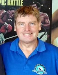 Frank Grainger – winner at Bangpra.