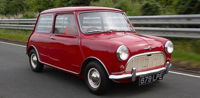 An early Mini.