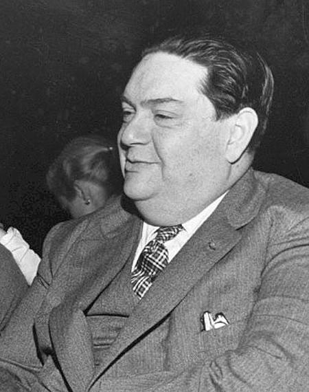 Darius Milhaud c. 1957.