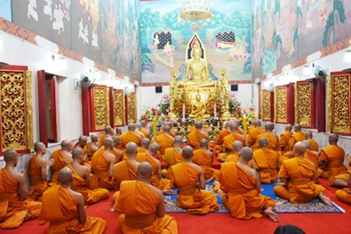 Next week marks the beginning of Buddhist Lent with two of the most important religious days on the Thai calendar, Asalaha Bucha and Khao Pansaa, July 16 and 17.