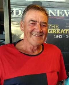 Bruce Gardner – winner at Plutaluang