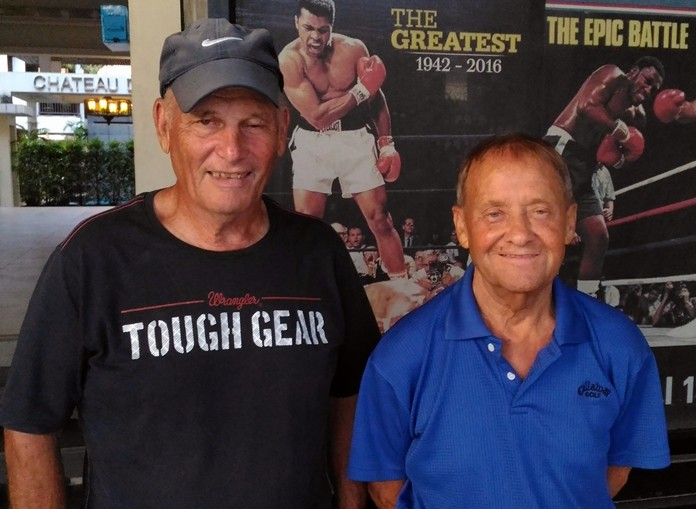 Gary Dalton and David Taylor.