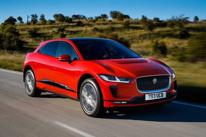 Jaguar iPace.