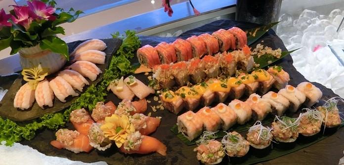 Japanese cuisine is very popular.