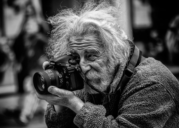 With modern cameras, age is no barrier to enjoyable photography.