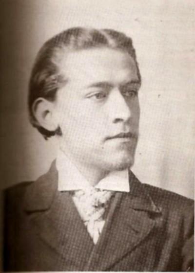 Joseph Canteloube c. 1900.