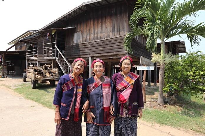 Ban Khok Kong Homestay, Kalasin.