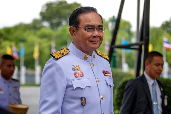 Prime Minister Prayuth Chan-ocha. (AP Photo/Gemunu Amarasinghe)
