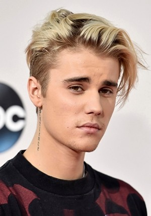Justin Bieber is shown in this Nov. 22, 2015 file photo. (Photo by Jordan Strauss/Invision/AP)