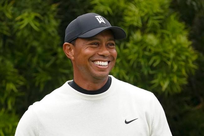 Tiger Woods. (AP Photo/David J. Phillip)