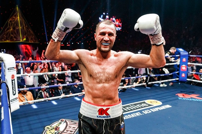Kovalev eager to take on Canelo at light heavyweight