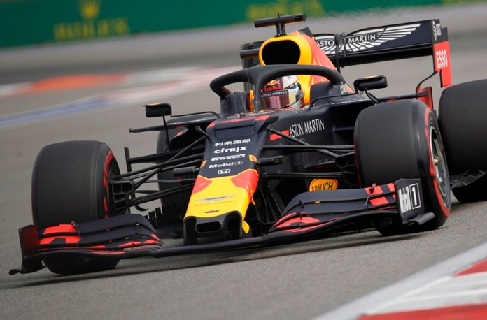 Verstappen set for grid penalty at Russian Grand Prix