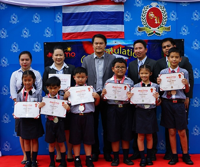 Congratulations to Satit students representing Thailand in the Hong Kong International Mathematical Olympiad 2019.